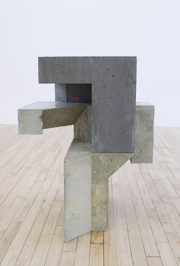 """Galomindt , 2016, concrete, 32"""" x 26"""" x 23"""""""