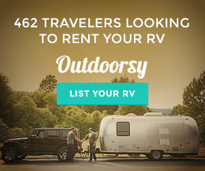Check out Outdoorsy for all your RV rental needs.
