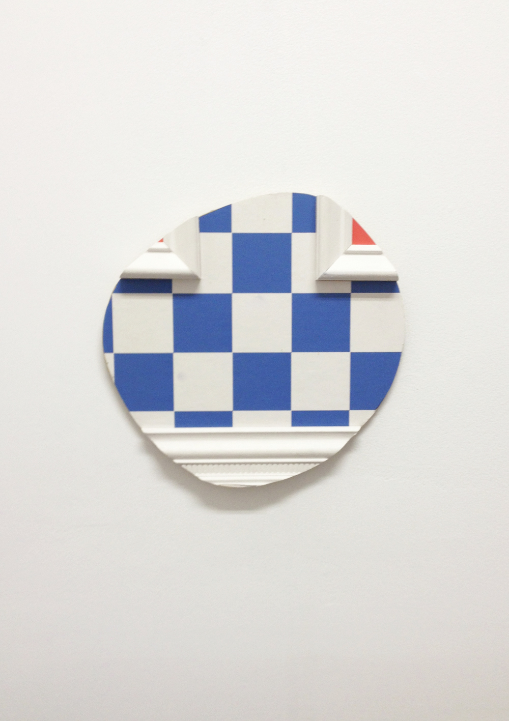 Untitled (checkers), 2012