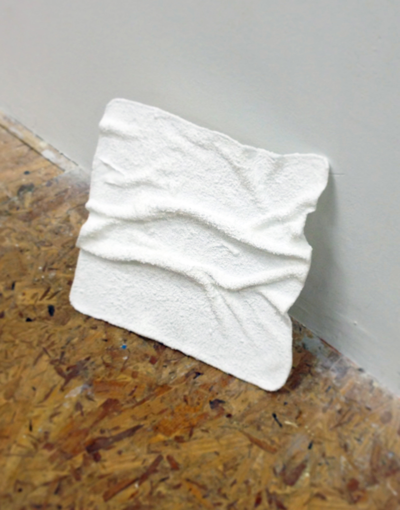 Untitled (Wet towel), 2013