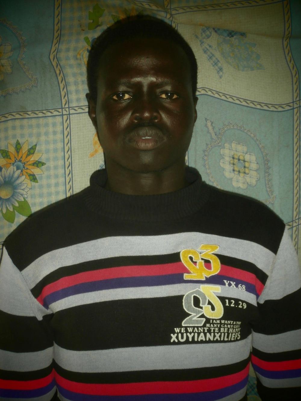Mr. Bol Abraham, Math teacher