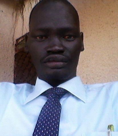 Mr. Kuany Alier, Geography teacher
