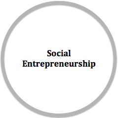 No existing programs though 50% of youths reportedly lack basic skills. Social entrepreneurship creates jobs.