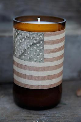 Born Free Candle — Glassed Over Candles
