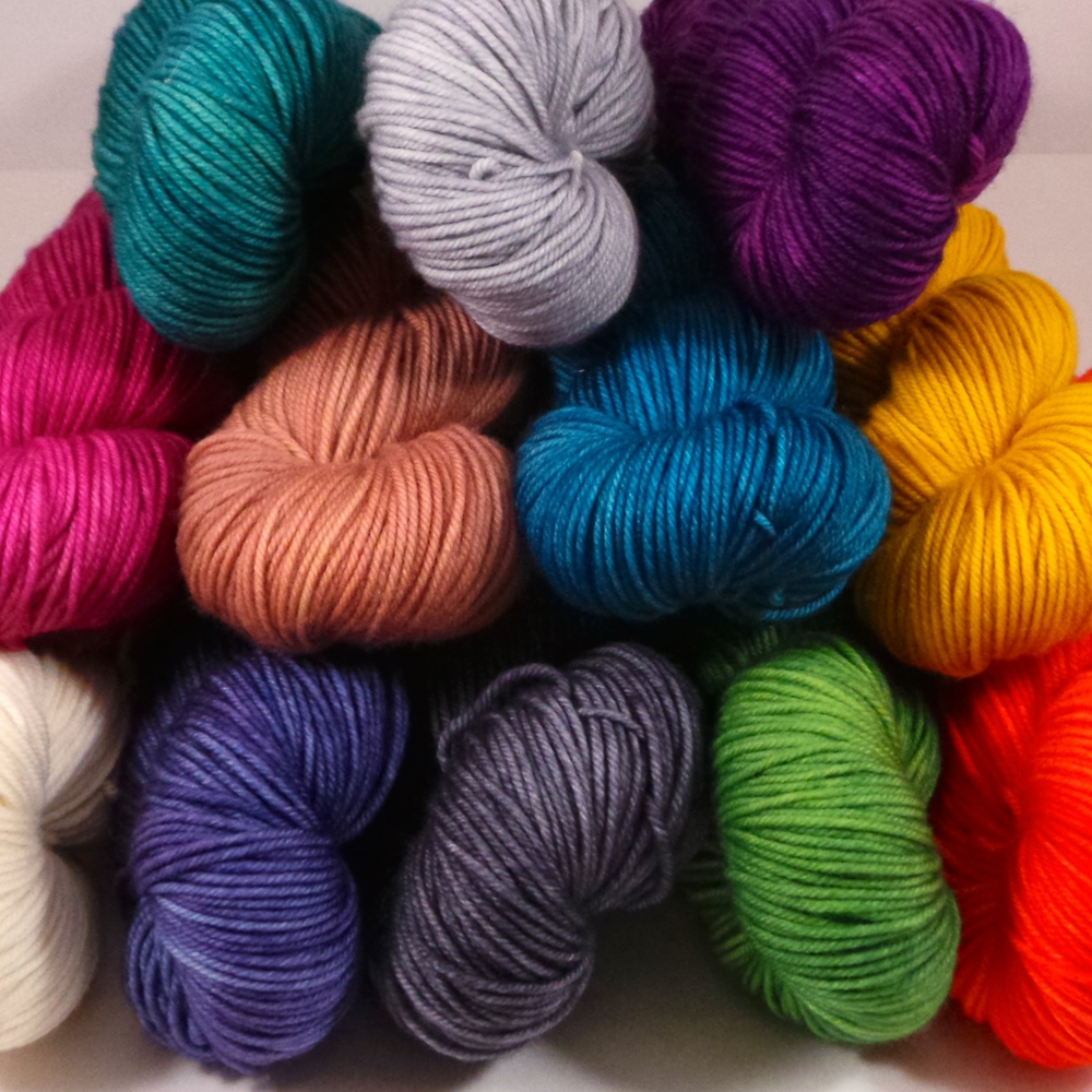 Swirl DK, available in my shop now!