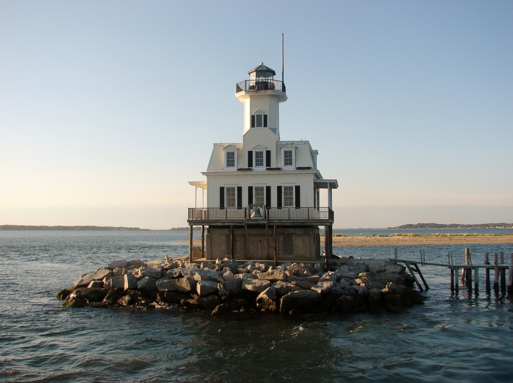 "Long Beach Bar ""Bug"" Lighthouse - September 2014"