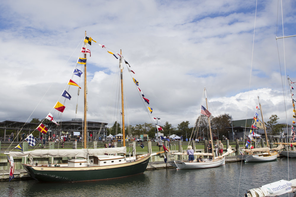 28th Annual East End Maritime Festival