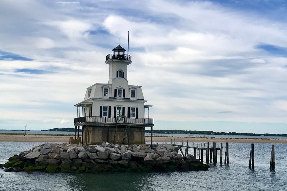 Long Beach Bar (Bug) Lighthouse