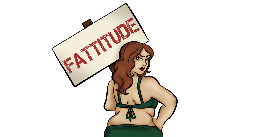 Fattitude - Co-Director, Editor, DPA feature-length documentary that exposes how popular culture fosters fat prejudice and then offers an alternative way of thinking.https://www.fattitudethemovie.com
