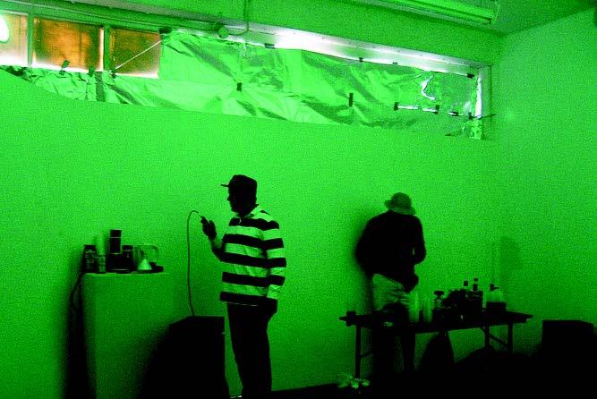 Daytime nightclub
