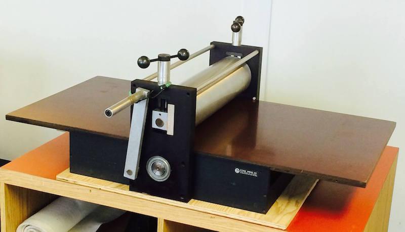 "Ettan MS-3 etching press 24""x48"""