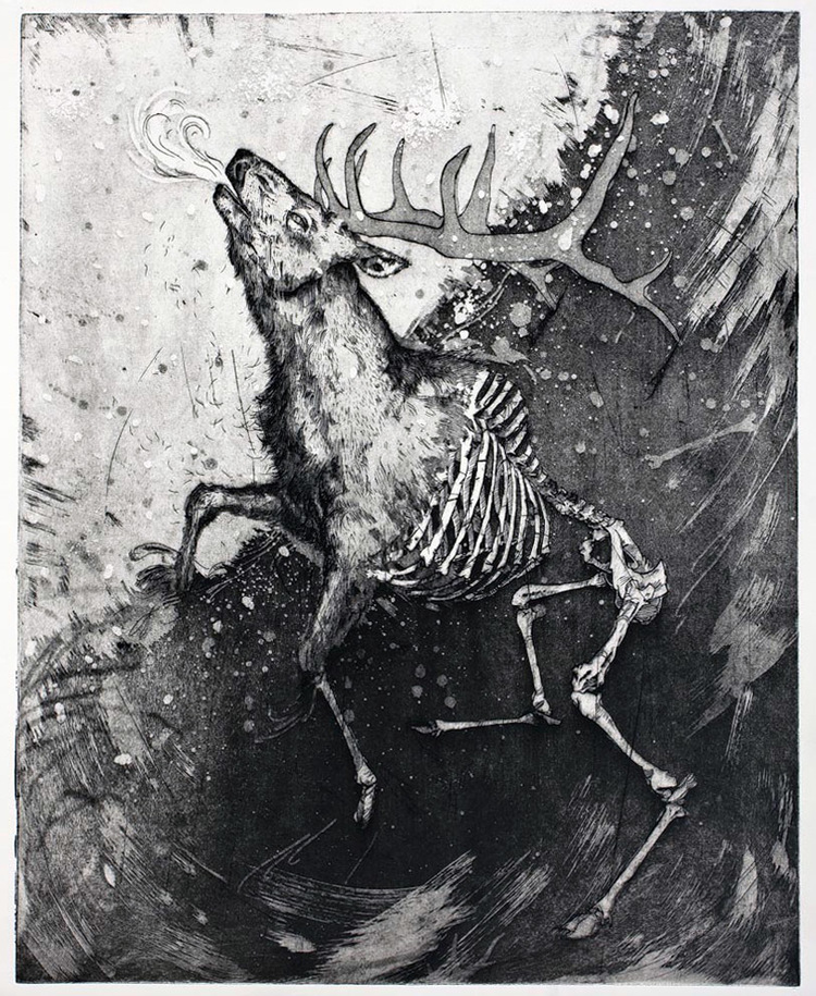 Intro to intaglio printmaking aug 8 9 2015