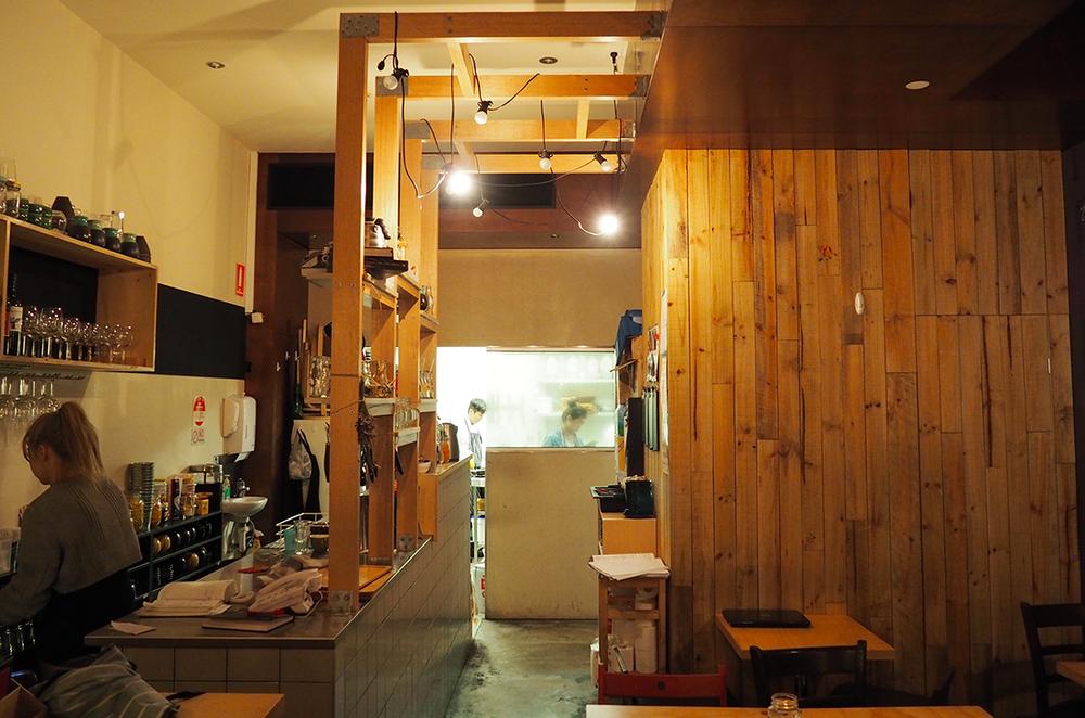 Suda Korean Bistro Melbourne CBD Review - Kitchen