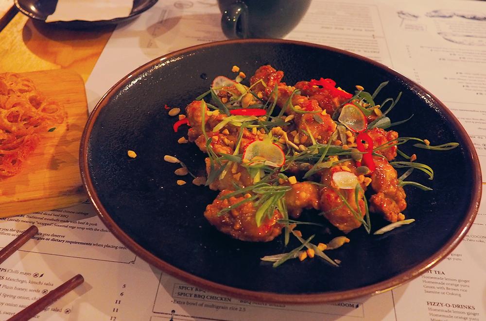 Suda Korean Bistro Melbourne CBD Review - Korean Fried Chicken