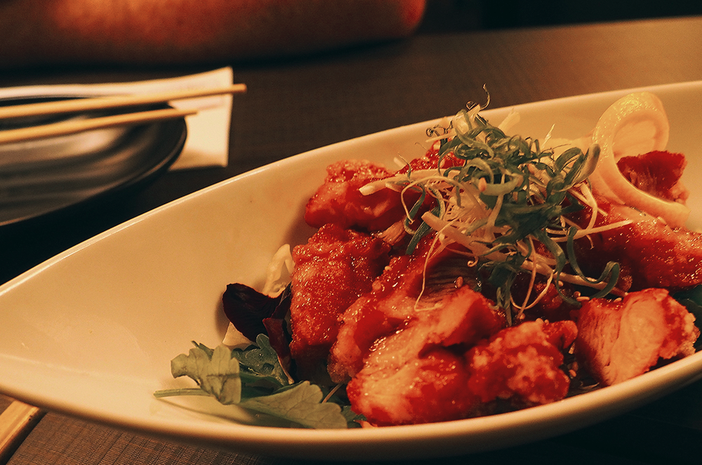 Wagyu Ya Japanese Restaurant South Yarra Toorak Review - Tori Karaage