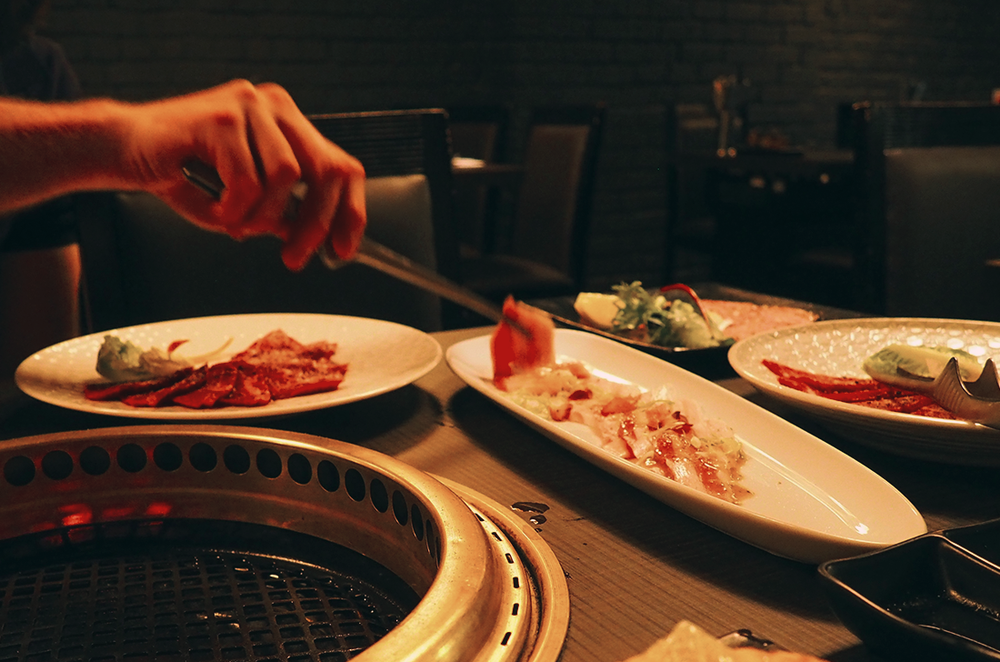 Wagyu Ya Japanese Restaurant South Yarra Toorak Review - Chargrill Meat