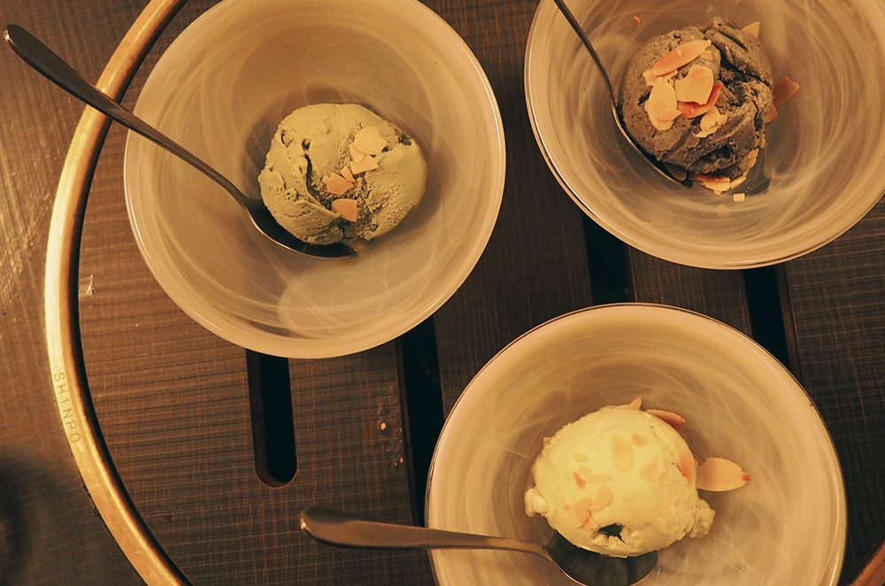 Wagyu Ya Japanese Restaurant South Yarra Toorak Review - Ice Cream