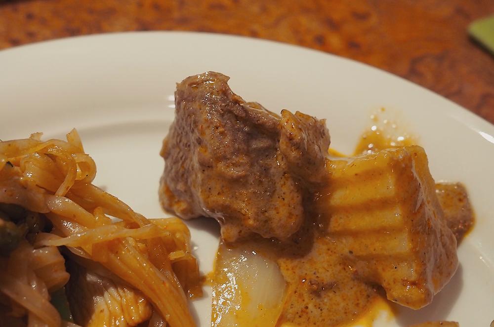 Palm Sugar Royal Thai Richmond Blog Review massaman curry