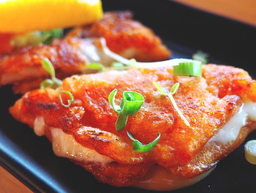 Baotime Blog Review Richmond Baogers - Gangnam Kimchi Pancake