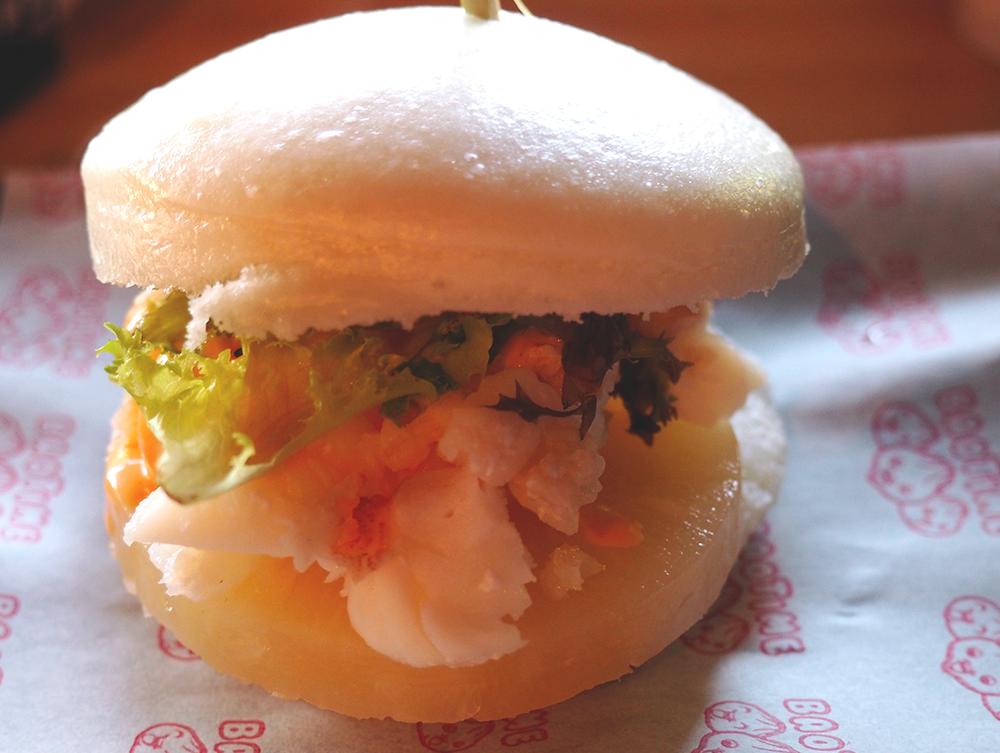 Baotime Blog Review Richmond Baogers - Lobster Baoger