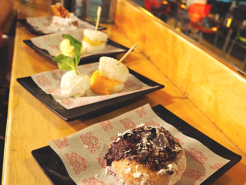 Baotime Blog Review Richmond Baogers - baonuts and dessert baogers