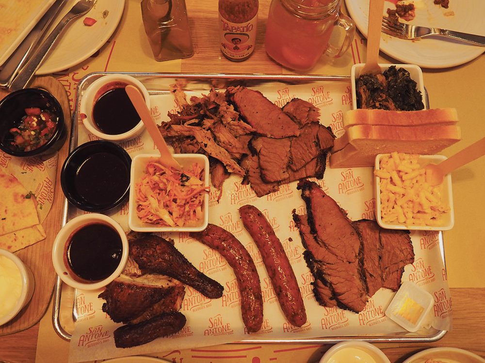 San Antone by Bludso's BBQ - Blog Review