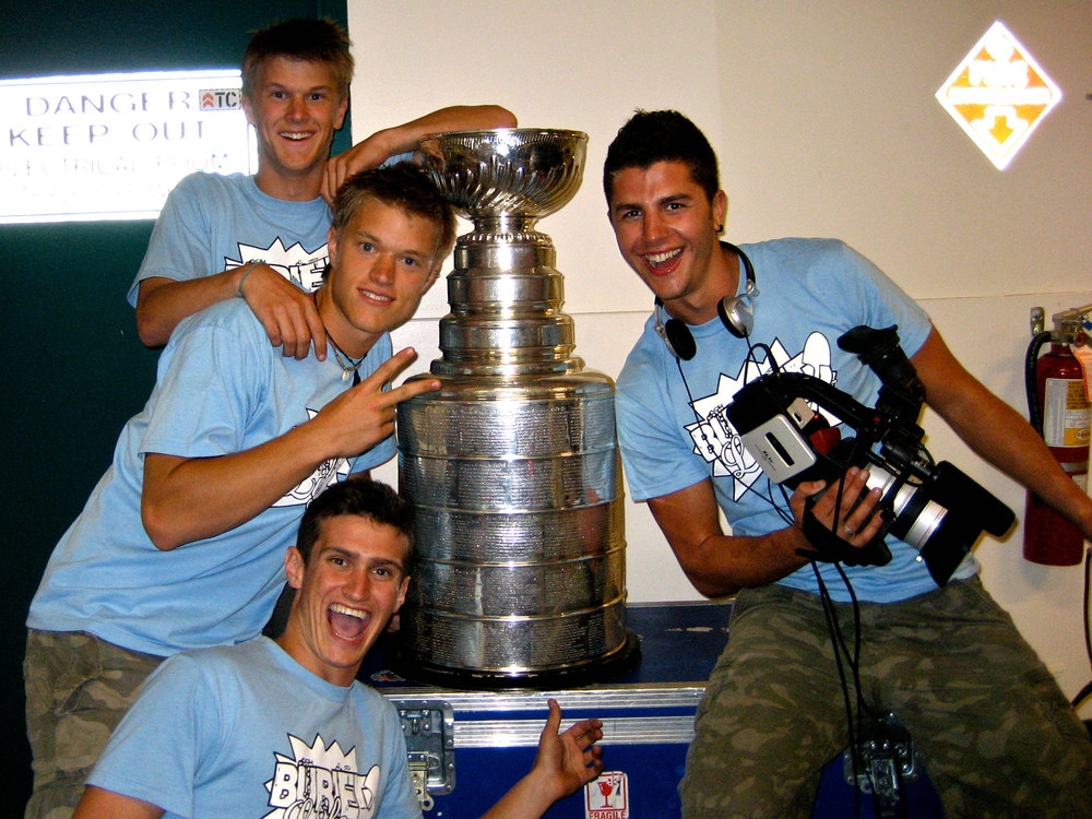 #38: KISS THE STANLEY CUP