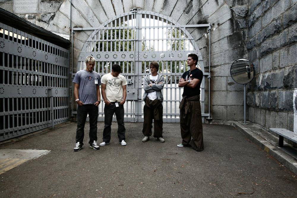 #64: VISIT FOLSOM PRISON