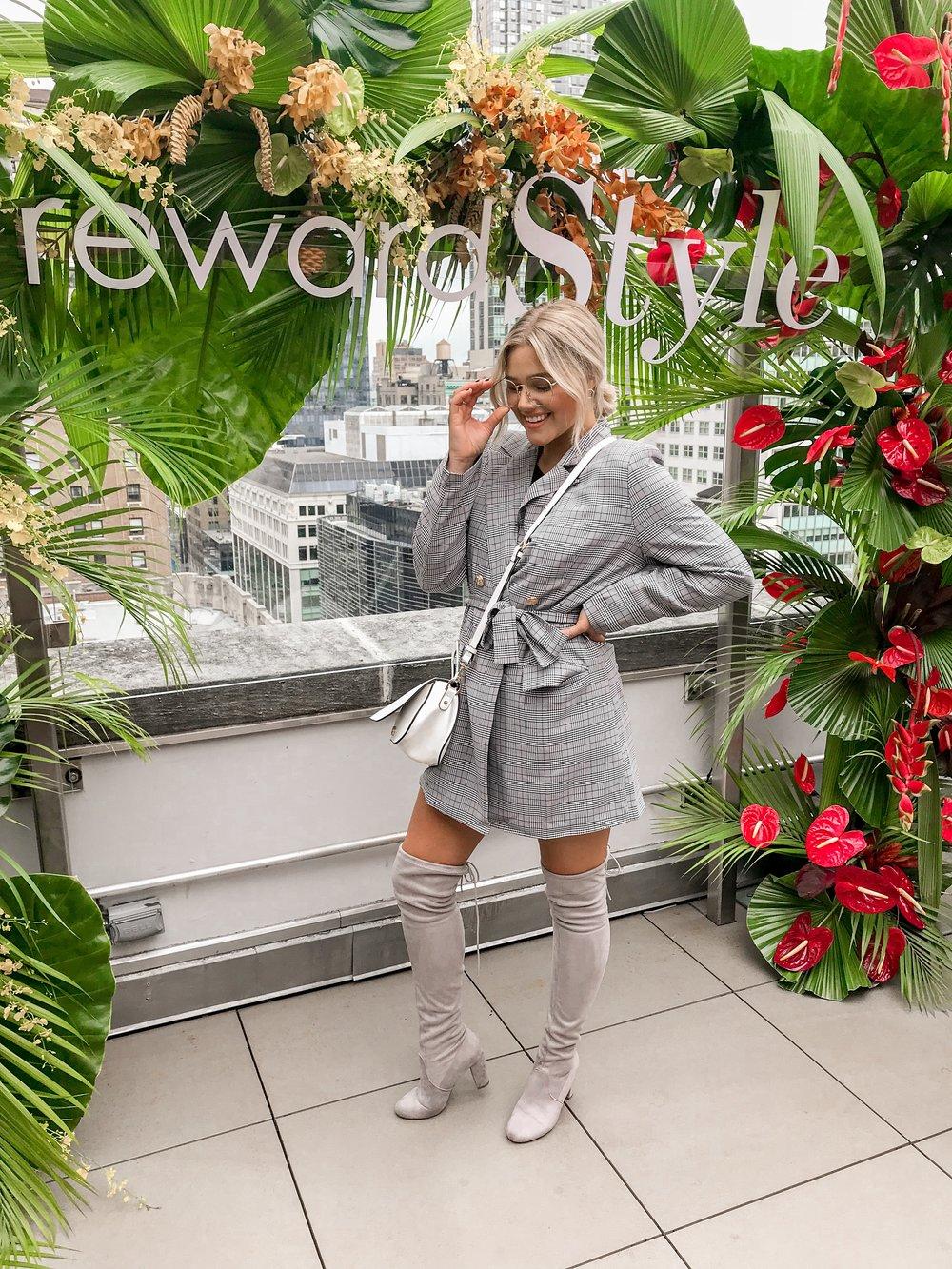 Bre Sheppard - My First NYFW - Grey Blazer Outfit.JPG