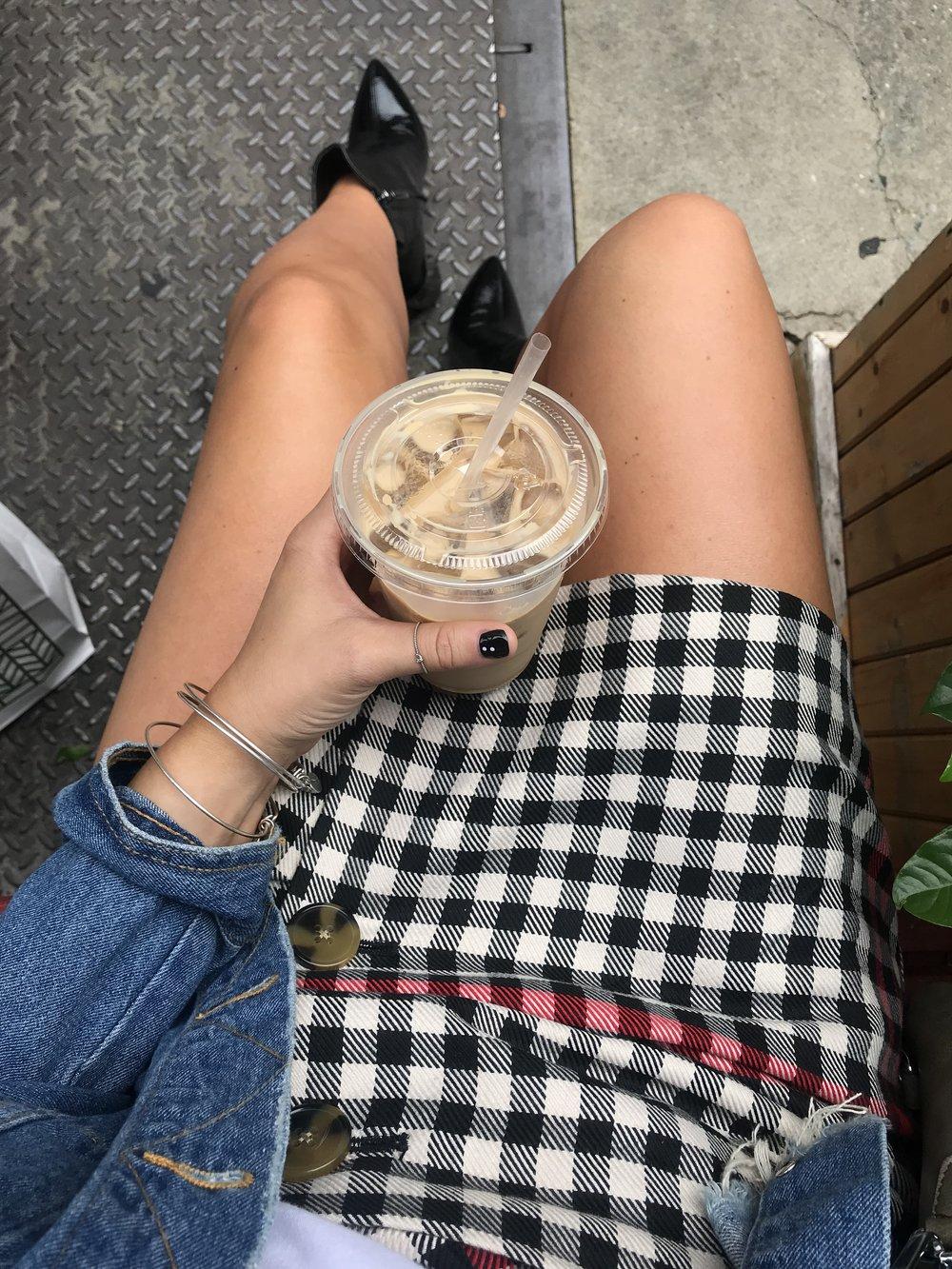 Bre Sheppard - My First NYFW - Coffee.jpg