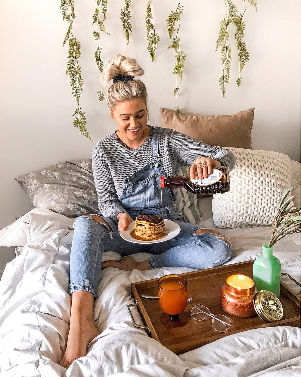 COZY Winter Style Guide : Pancakes : Overalls - Bre Sheppard.JPG