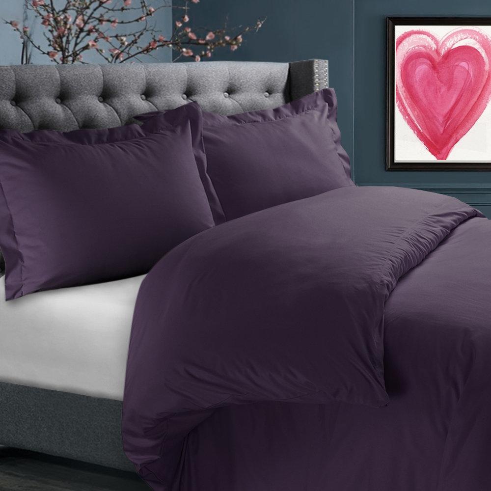 Nestl Bedroom Eggplant Duvet.jpg