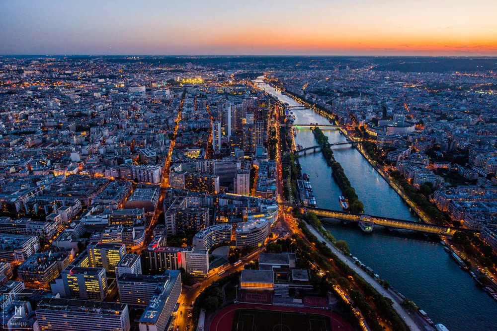 Paris | Manfreed T.