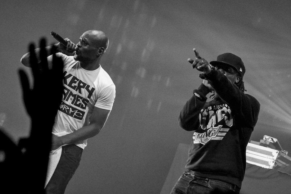 Kery James + Youssoupha