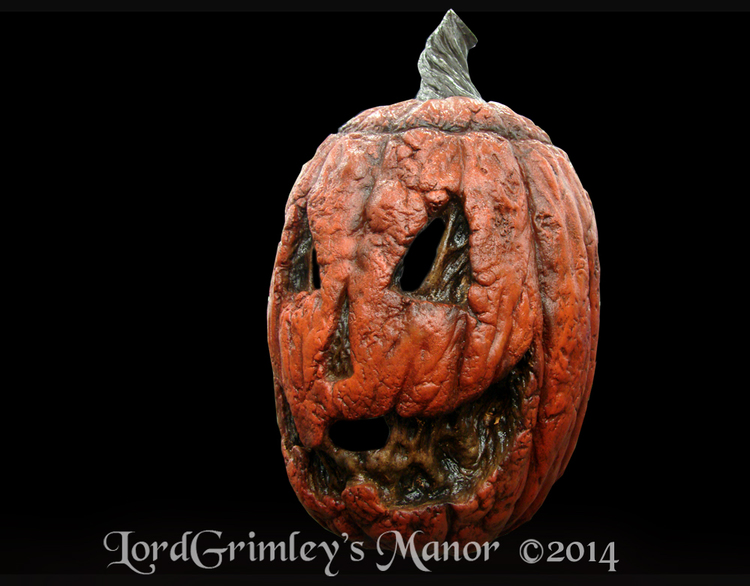Masks Lord Grimleys Manor