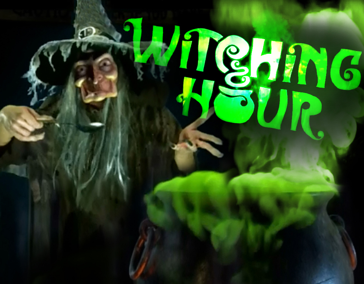 witching hour digital decorations dvd