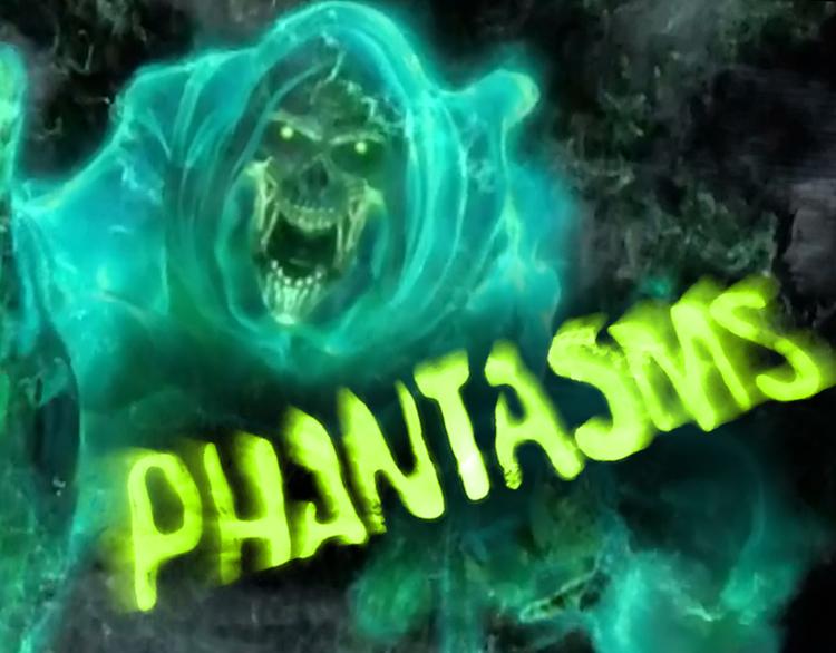 phantasms digital decorations dvd