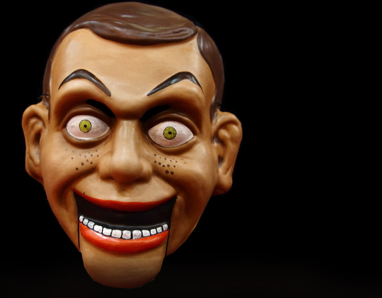 Goosebumps   Slappy the Dummy (Vacuform) — Lord Grimley s Manor d732a2bddb42