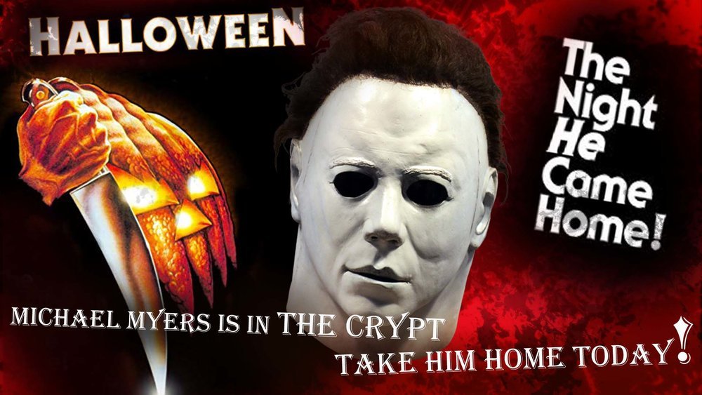 Halloween 1978 - Michael Myers Oficially Licensed Latex Mask - Trick or Treat Studios