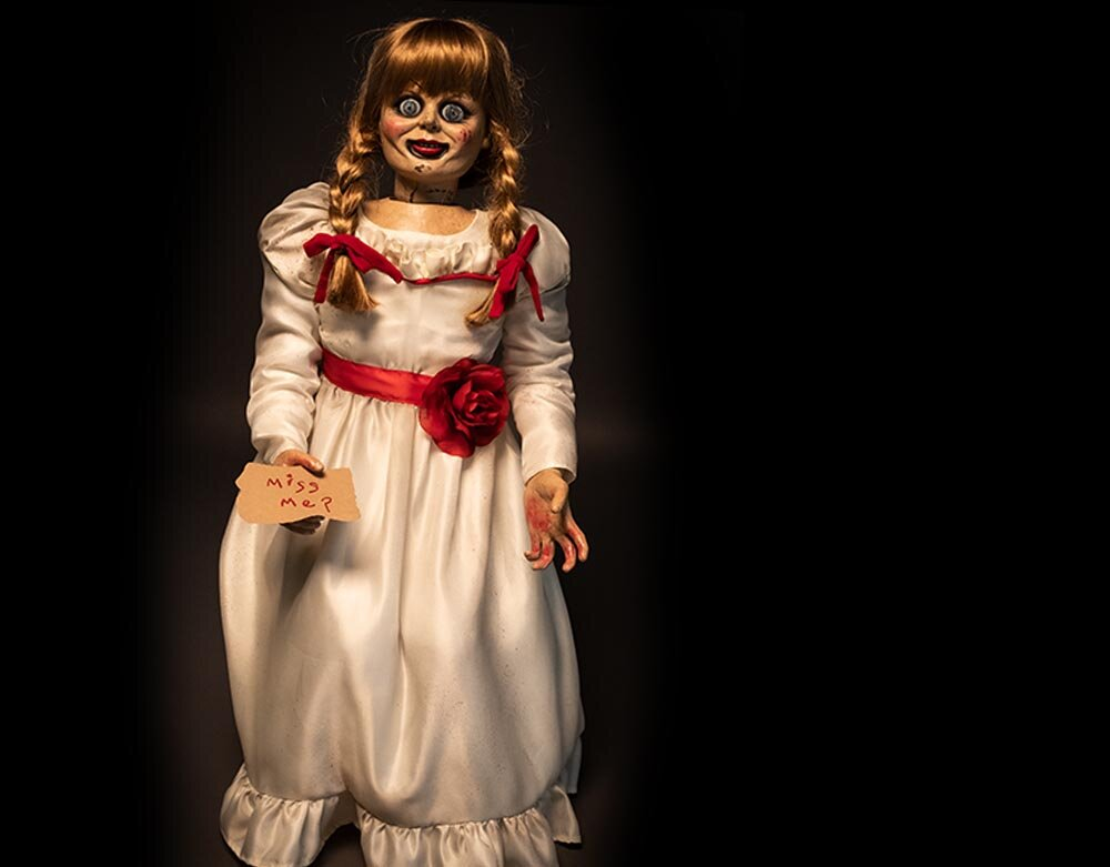 Preorder - The Conjuring - Annabelle Doll — Lord Grimley's Manor