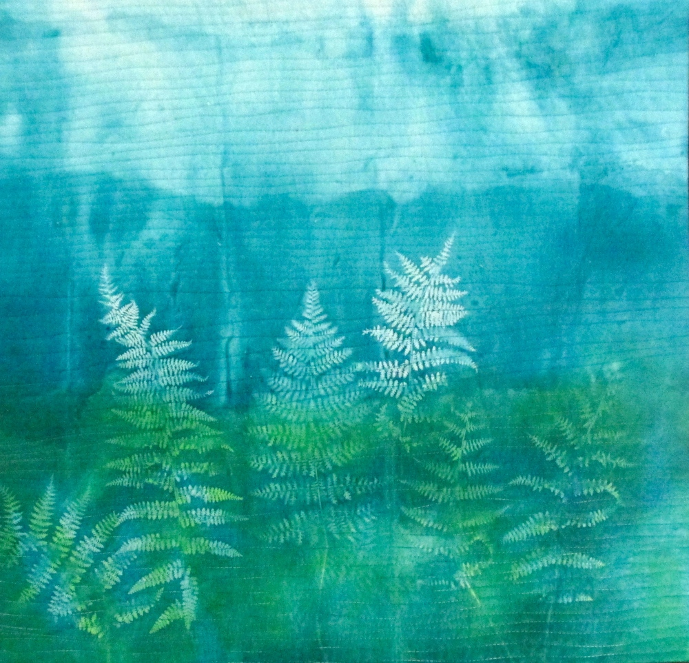 Ferns in the Meadow