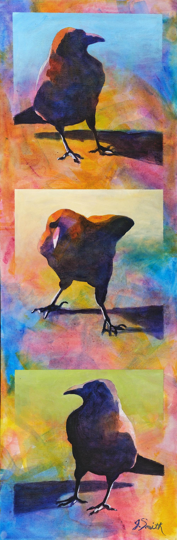 Ravens Three