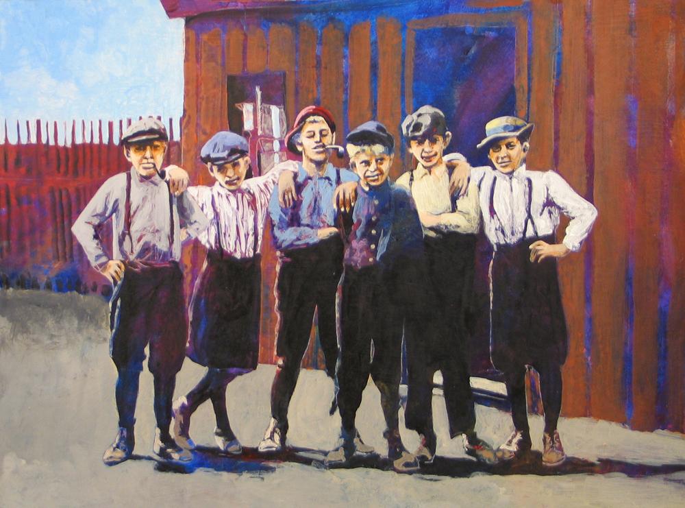 Factory Boys