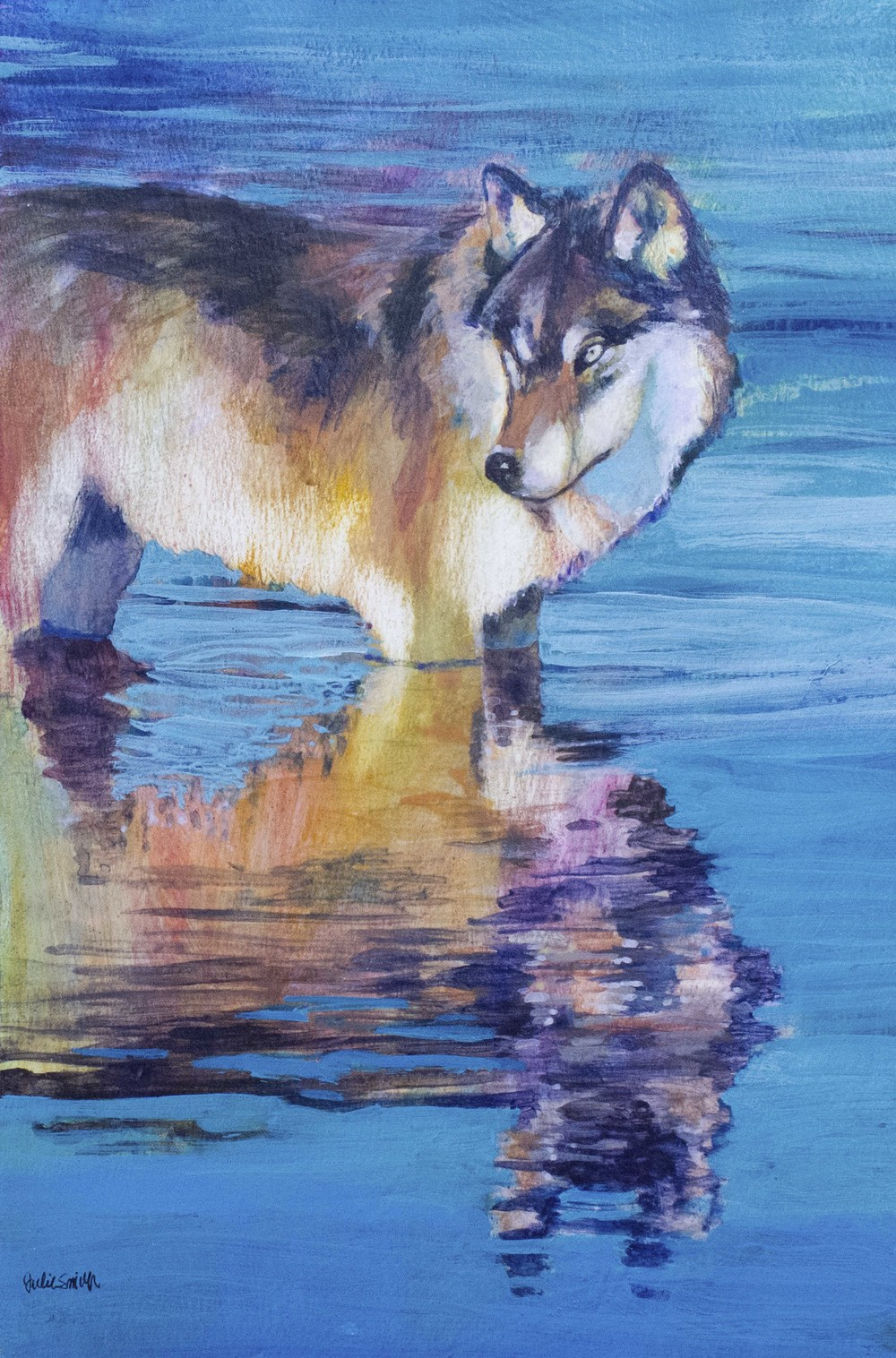 Wolf Reflections