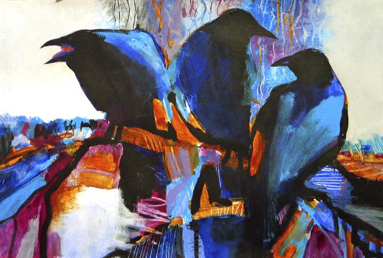 Ravens Blue
