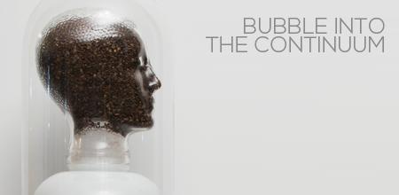 Bubble into the Continuum