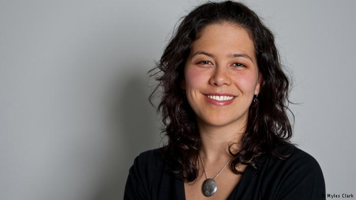 Severn Cullis-Suzuki, aged 32 (20 years on)