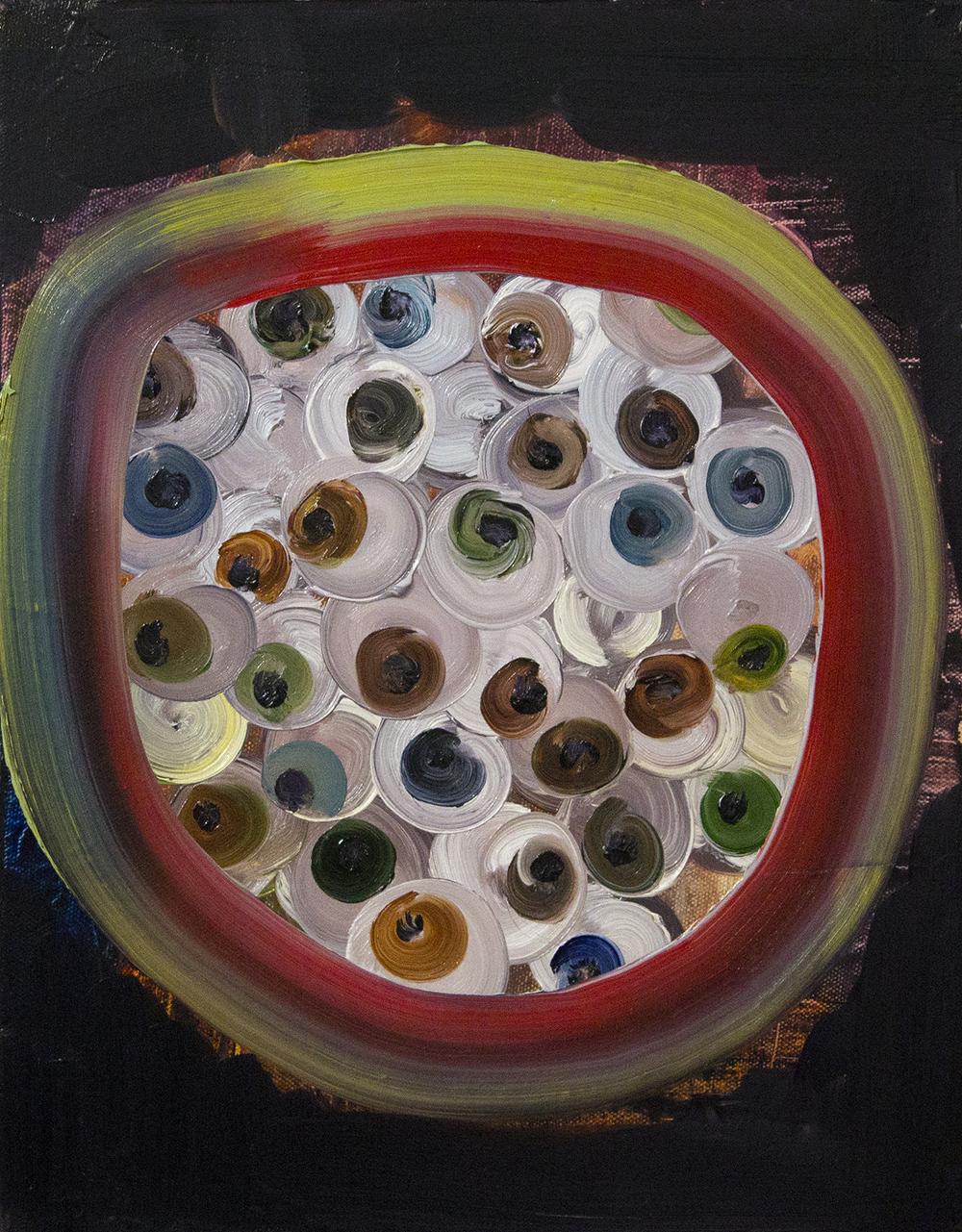 Eyeball Painting #1
