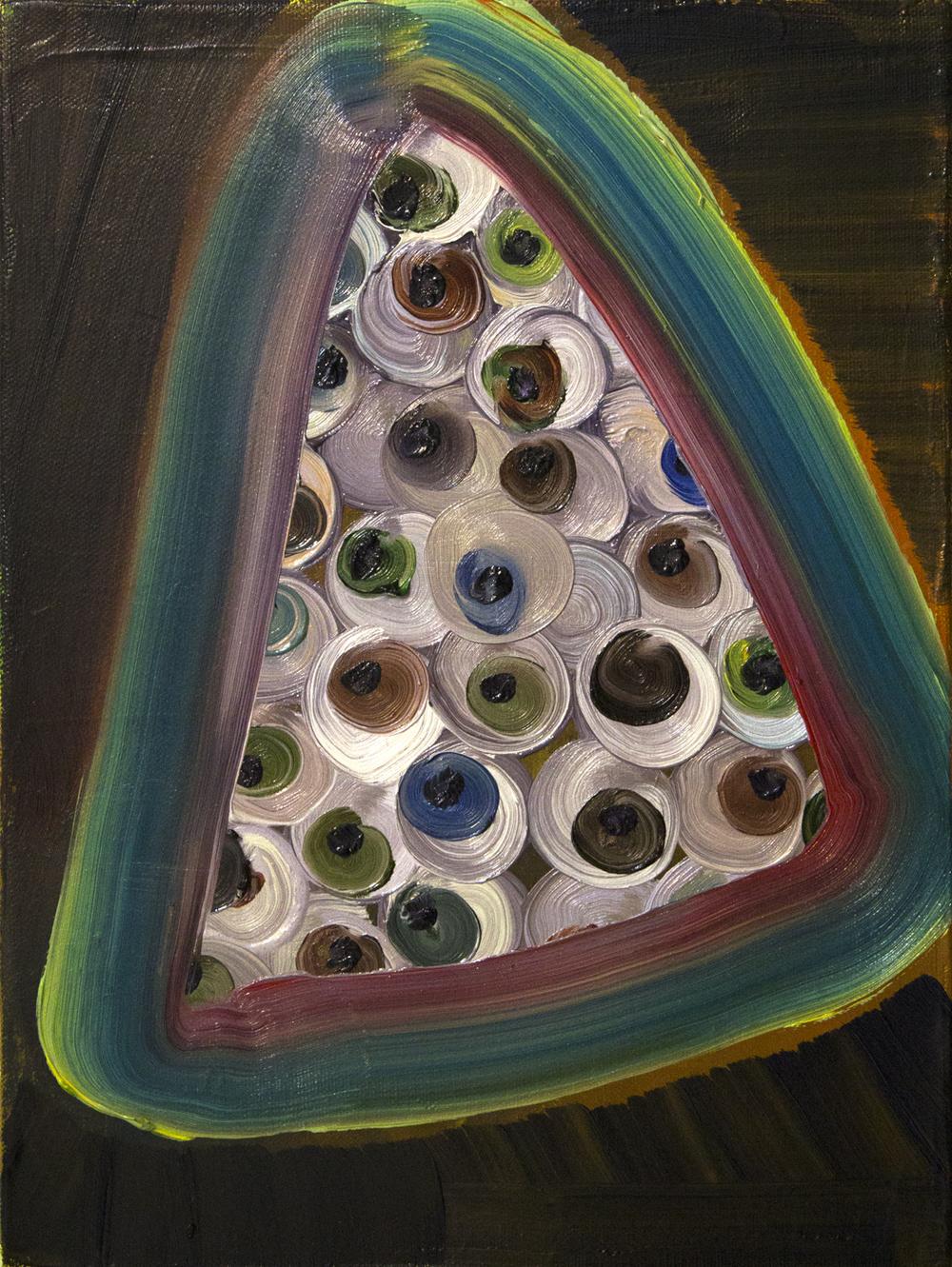 Eyeball Painting #2