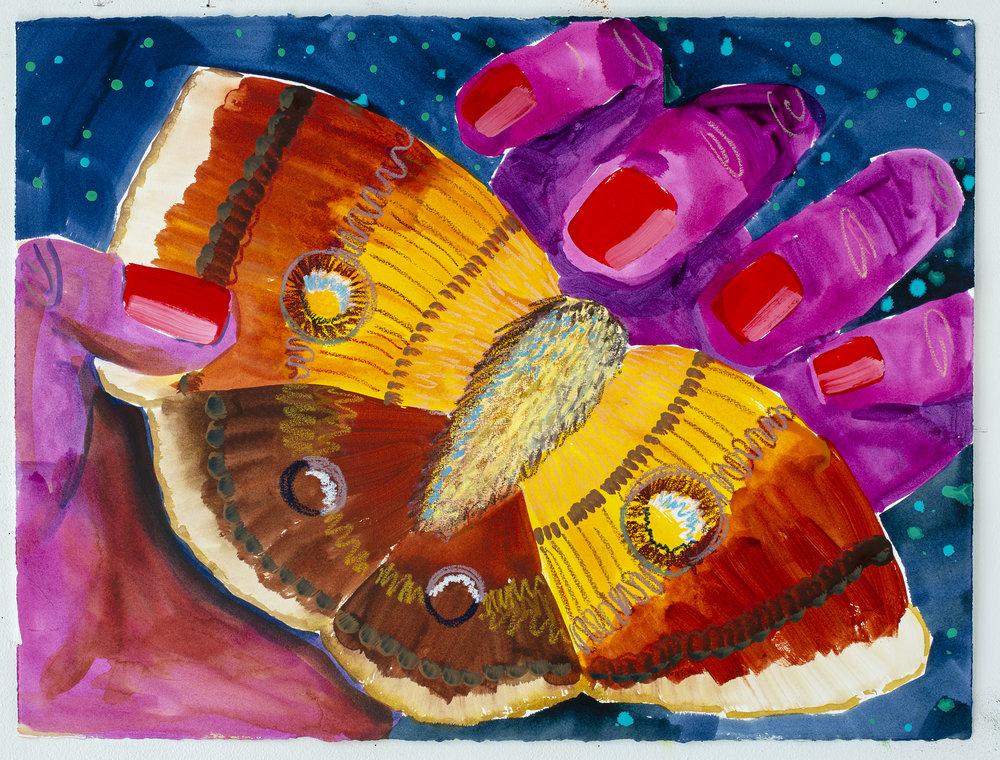 Night Moth I